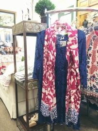 Lace Dress w/ Scarf